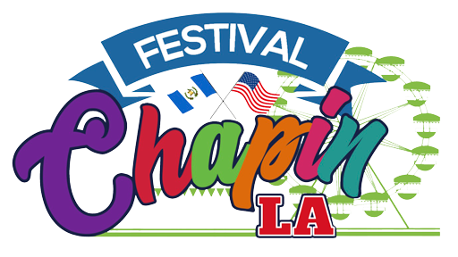 Logo for Festival Chapin - Guatemalan Festival in Los Angeles