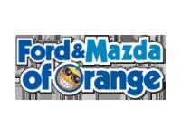Logo Ford & Mazda of Orange. at Festival Chapín