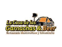 Logo La Casa de las Garnachas at Festival Chapín